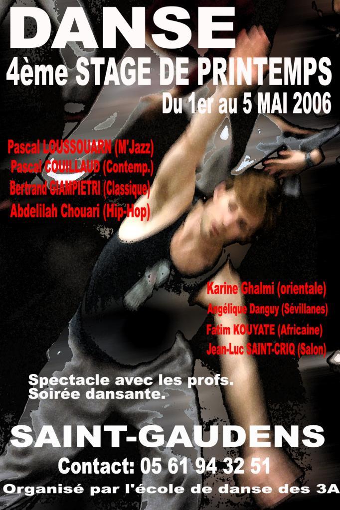 affiche. festival 2006