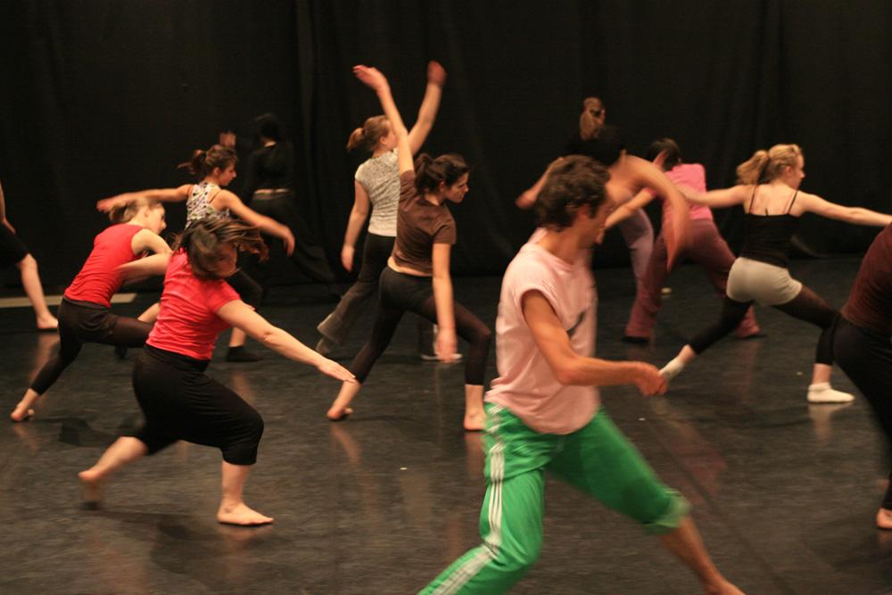 cours Julien 2008