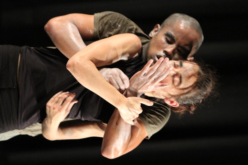 Eulalie Ayguade et Nicolas Ricchini