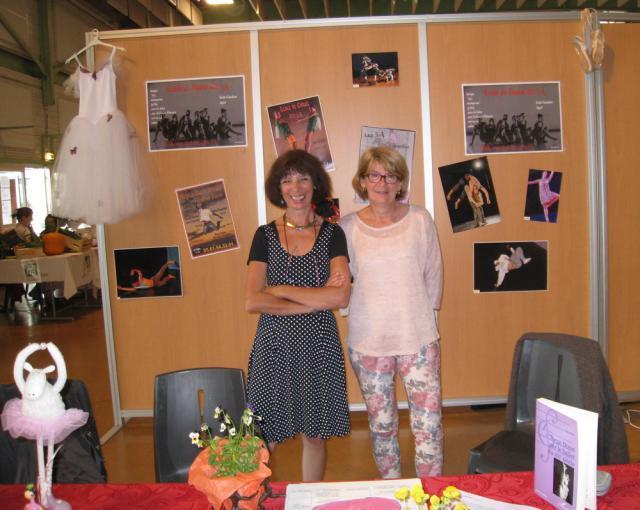 Forum des associations à Villeneuve de Rivière