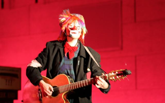 spectacle cabaret 2007