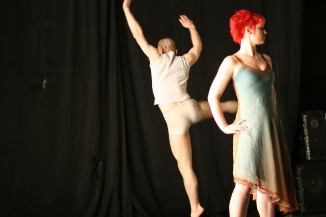 spectacle danse 2007