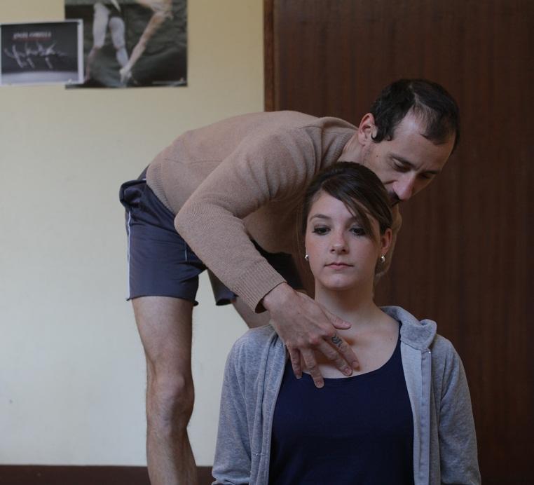 Stéphane Bourhis et Pauline