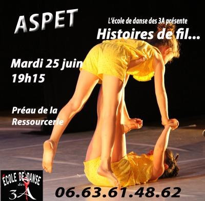 Aspet spectacle 2019