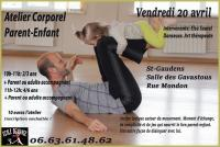 Atelier corporel parent enfant 2
