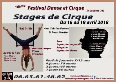 Cirque 2018