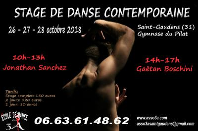 Stage octobre 3