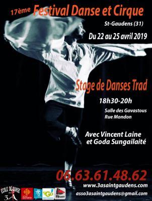 Vincent danse trad